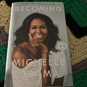 Book Michelle Obama